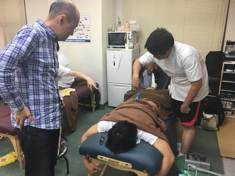 鍼灸 研修